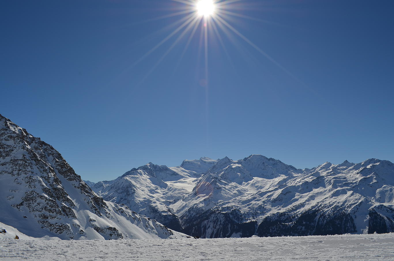 The Spirit of Snow at Verbier, Swiss