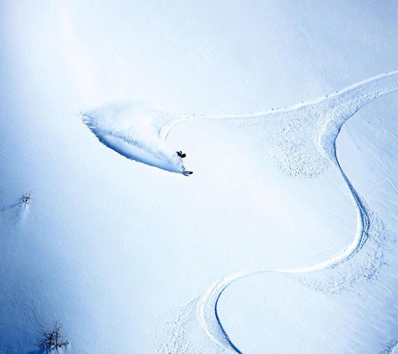 The Spirit of Snow freeride